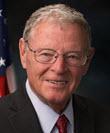 Sen. James M. Inhofe (R)